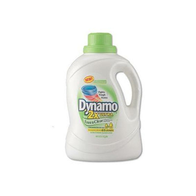 Phoenix Brands Dynamo Free & Clear Liquid Detergent