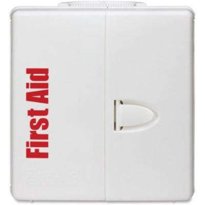 First Aid Only Large Plastic SmartCompliance First Aid Cabinet without Medications 90580