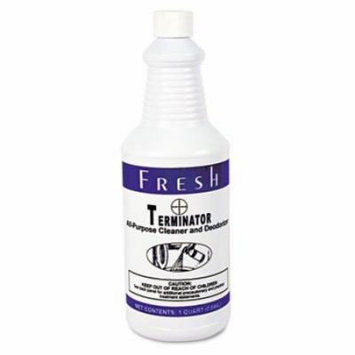 Fresh Products FRS 12-32-TN Terminator Deodorizer All-Purpose Cleaner