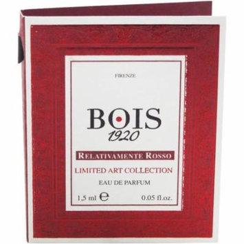 Bois 1920 Relativamente Rosso Eau de Parfum Unisex Spray, 0.05 fl oz