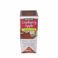 BTC10400 - Bigelow Cranberry Apple Herbal Tea