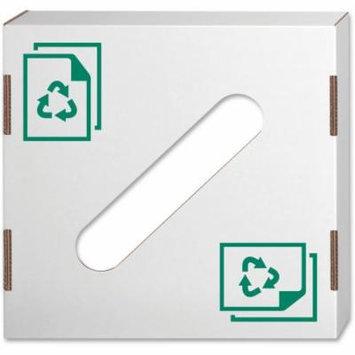 Fellowes Paper Slot Recycling Bin Lids -FEL7320301