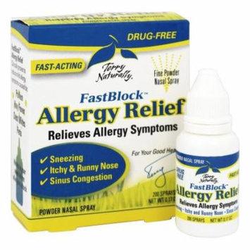 EuroPharma - Terry Naturally FastBlock Allergy Relief - 200 Spray(s)