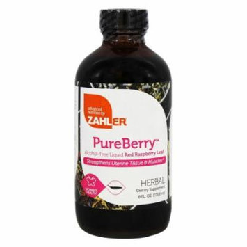 Zahler - PureBerry Red Raspberry - 8 oz.