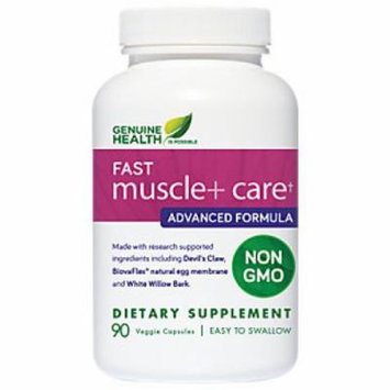Fast Muscle Care