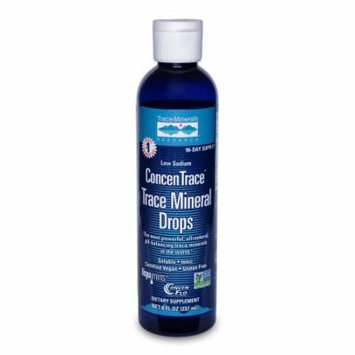 Trace Minerals ConcenTrace Trace Mineral Drops - 8 oz (2-Pack) Trace Minerals