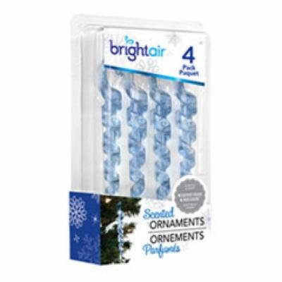 Scented Ornaments Icicle Air Fresheners, Winter Pine and Balsam,