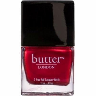 Butter London Nail Lacquer Polish, Red Shades, Knees Up Half Size .2 oz