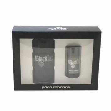 Black Xs 245888 Set-EDT Spray 3.3 Oz and Deodorant Stick 2.7 Oz