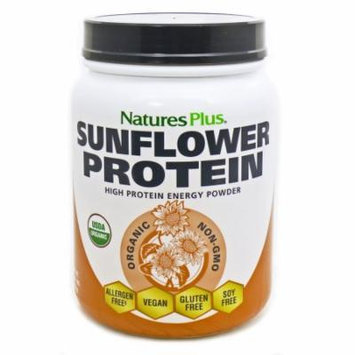 Sunflower Protein Powder By Nature's Plus - 555 Grams