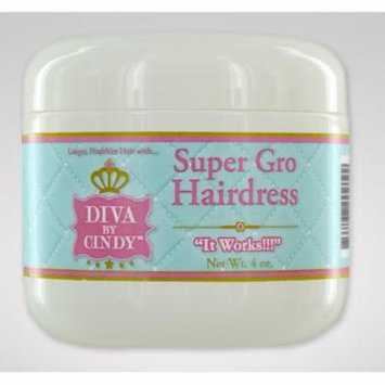 DIVA BY CINDY SUPER-GRO HAIRDRESS