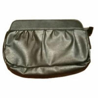 bareMinerals Silver Pewter Makeup Travel Bag