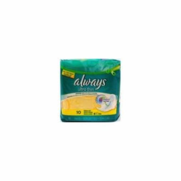Always Ultra Thin Pads Feminine Hygiene Products