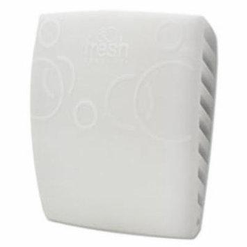 DoorFresh Air Freshener, Spring Rain, 2 oz Cartridge, 72/Carton