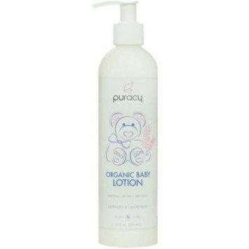 Puracy Organic Lavender & Grapefruit Baby Lotion, 12 fl oz