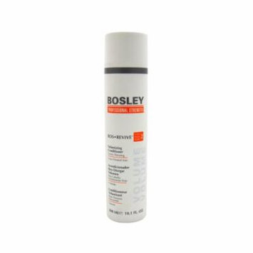 Bos-Revive Volumizing Conditioner for Visibly Thinning Color-Treated Hair by Bosley for Unisex - 10.1 oz Conditioner