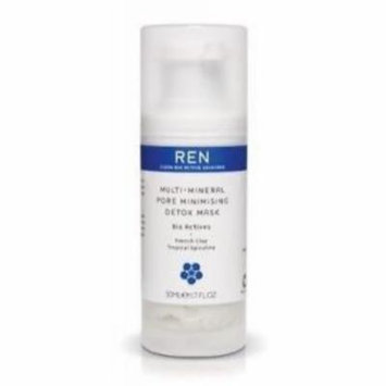 REN Multi Mineral Detoxifying Facial Mask, 1.7 Oz