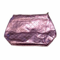 bareMinerals Pink Metallic Makeup Bag