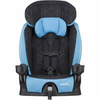 Evenflo Advanced Chase Lx Harness Booster Seat, Glacier Ice