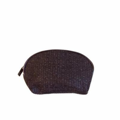 tarte Purple Case Cosmetic Makeup Bag
