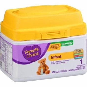 Parent's Choice Infant Powder Formula, 22.2 oz
