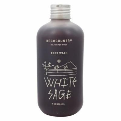 Juniper Ridge - Backcountry Body Wash White Sage - 8 oz.