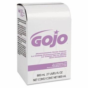 Moisturizing Hand Cream, Bag-in-Box 800 ml Refill, Floral Scent GOJ9142