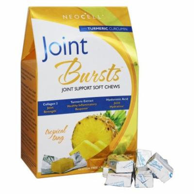 NeoCell - Joint Bursts with Turmeric Curcumin Tropical Tang - 30 Soft Chews