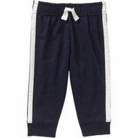 Garanimals Newborn Baby Boy Solid Taped Jersey Joggers Pants