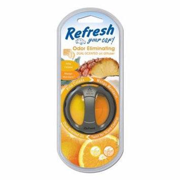 Dual Oil Diffuser- Mango/Mandarin