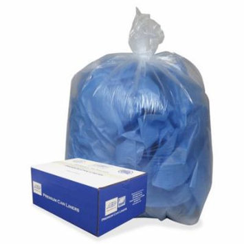 Trash Bags, 31-33 Gallon, .6 mil, 33