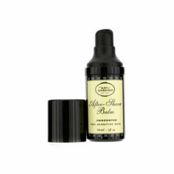 The Art Of Shaving After Shave Balm Unscented ( Travel Size, Pump, For Sensitive Skin 30Ml/1Oz