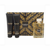 Bebe Nouveau by Bebe for Women - 3 Pc Gift Set 3.4oz EDP Spray, 3.4oz Body Lotion, 3.4oz Shower Gel