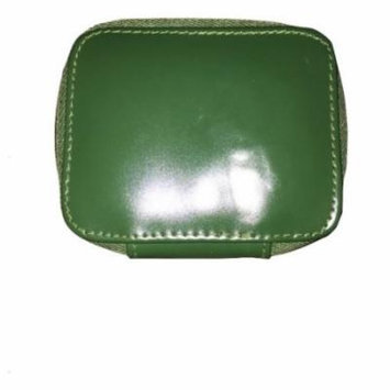 Clinique Green Makeup Cosmetic Case with Mirror