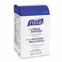 Gojo 965606EA Instant Hand Sanitizer Refill Bag-In-Box 800-ml Bag