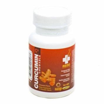 Curcumin Cinnamon Flavor by Redd Remedies - 10 Tablets