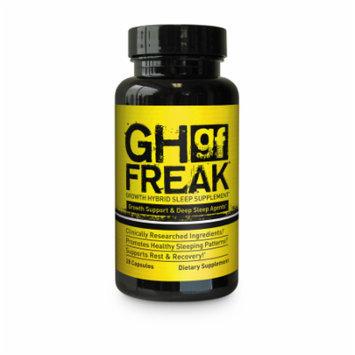 PHARMAFREAK GH FREAK - 28CT - USA - Growth Hybrid Sleep Supplement - Trial Size