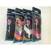 Goody Ouchless Elastic Pony Tail Holders - 45 Pack - Colors Vary + FREE SHIPPING!!