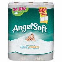 Bath Tissue Rolls, 2-Ply, 198 Shts, 24/Pk, 96/CT, White GPC77239CT