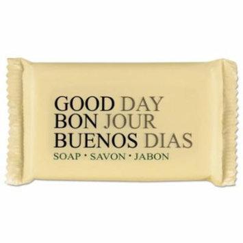 Good Day Amenity Bar Soap, Pleasant Scent, 1.5oz GTP 390150