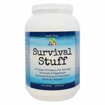 Gary Null's - Survival Stuff - 3.9 lbs.