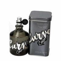 Curve Crush Cologne Spray 4.2 Oz /125 Ml for Men by Liz Claiborne