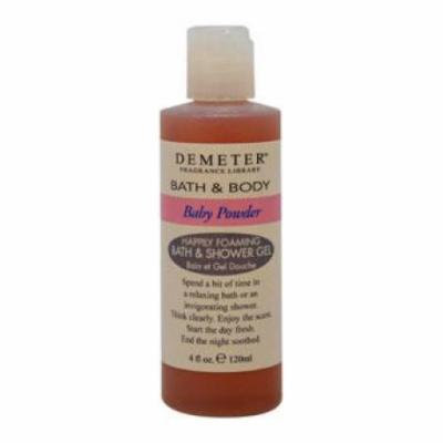 Baby Powder Demeter 4 oz Bath & Shower Gel Women