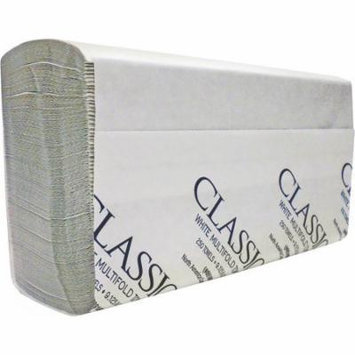 BLEACHED MULT FOLD PAPER TOWEL