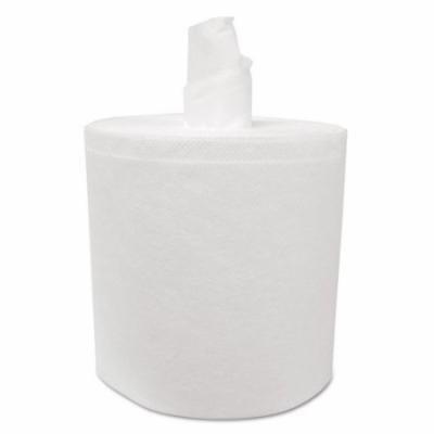 Flex Wipes Refillable Wiper/Bucket System,12x12.5, White, 110/Roll, 6 Roll/Crtn CSD3827