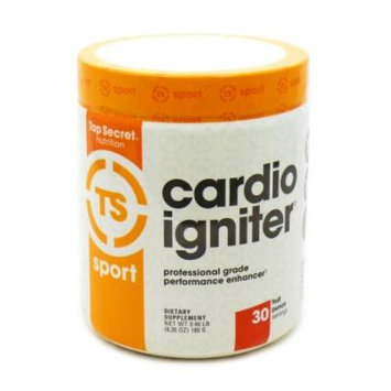 Cardio Igniter Fruit Punch by Top Secert Nutrition - 30 Servings