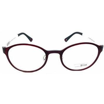 Bliss Prescription Eye Glasses Frame Ultem Super Light, Flexible 3002 C52C