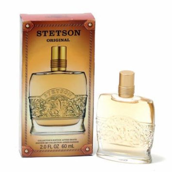 STETSON MEN- AFTER SHAVE DECANTER 2 OZ