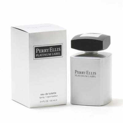 PERRY ELLIS PLATINUM LABEL MEN- EDT SPRAY 3.4 OZ