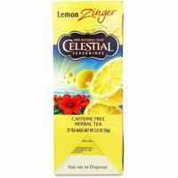 Hain-Celestial Lemon Zinger Herbal Tea -CST31010